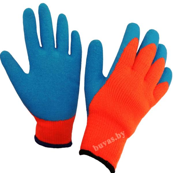 Перчатки из акрила утепленные «Стекольщик» Люкс