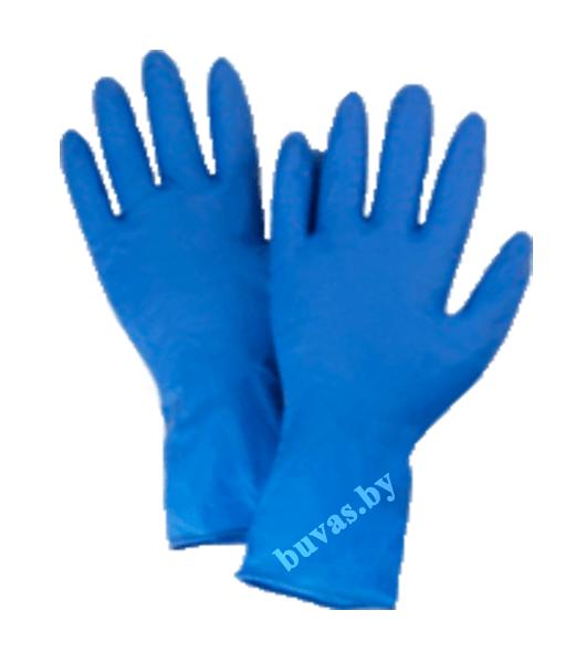 Перчатки латексные диагностические