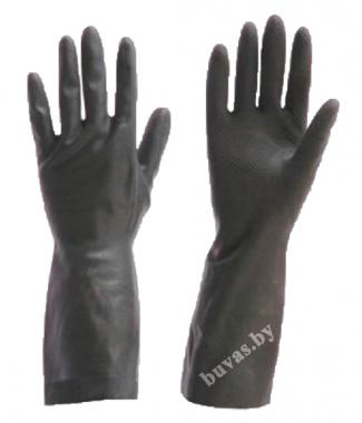 Перчатки кислотощелочестойкие КЩС 2